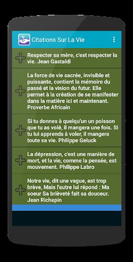 Download Citations Vie En Français Google Play Softwares