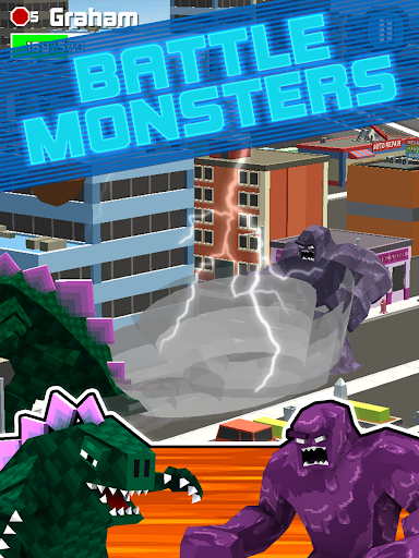Smashy City: Monster Battles for PC