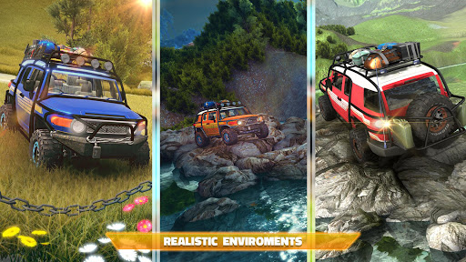 Offroad Jeep Driving 2020: 4x4 Xtreme Adventure filehippodl screenshot 10