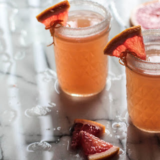 Grapefruit Rum Cocktails