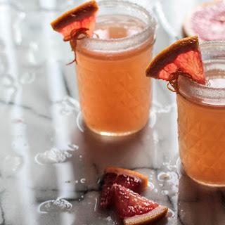Grapefruit Rum Cocktails.