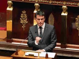French Prime Minister Manual Valls