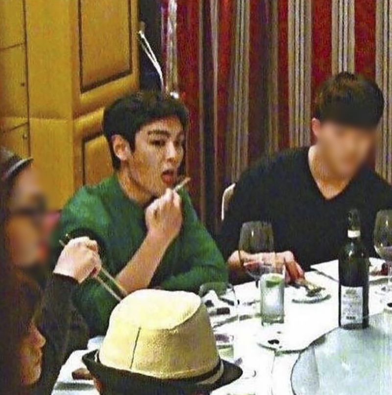 bigbang top new photo 2