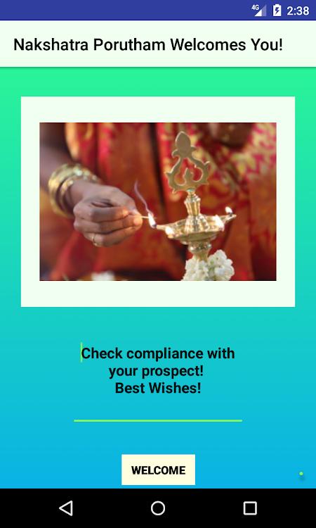 Nakshatra Porutham – (Android Applications) — AppAgg