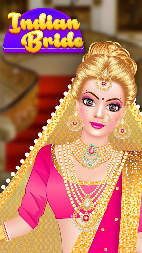 Royal Indian Doll Wedding Salon : Marriage Rituals 1.16 screenshots 11