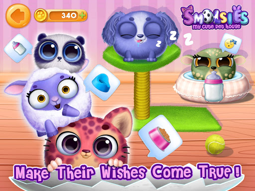 Smolsies - My Cute Pet House android2mod screenshots 24