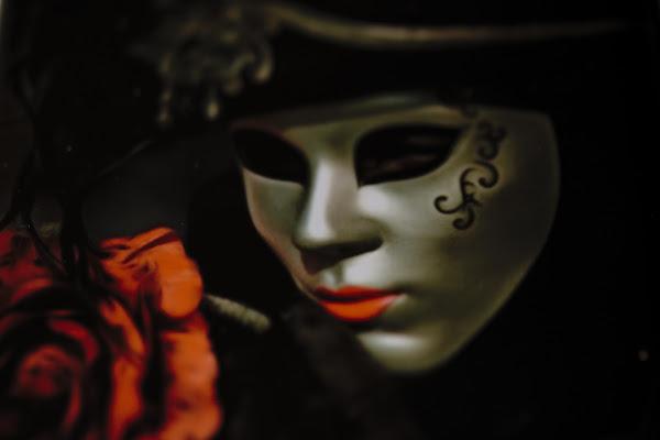 Maschera Triste di mbettacc