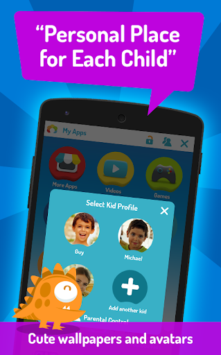 KIDOZ: Safe Mode with Free Games for Kids 4.0.4.2 screenshots 5