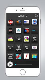 Radio Online - FM Radio Cyprus - náhled