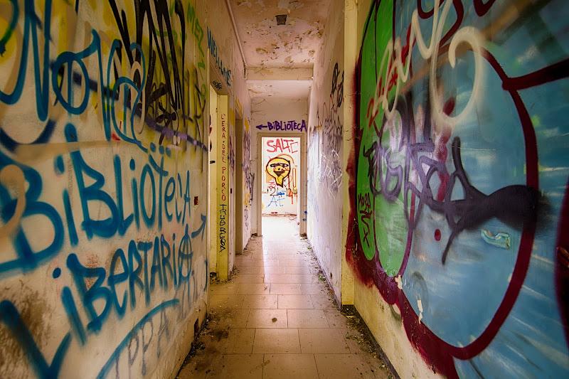 Corridoio surreale di Cperso