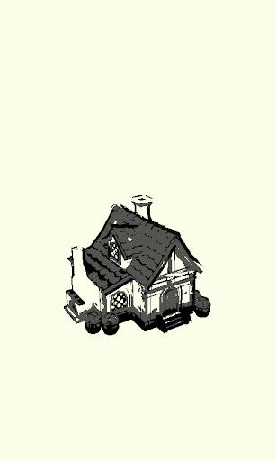 房子素描3D动态壁纸