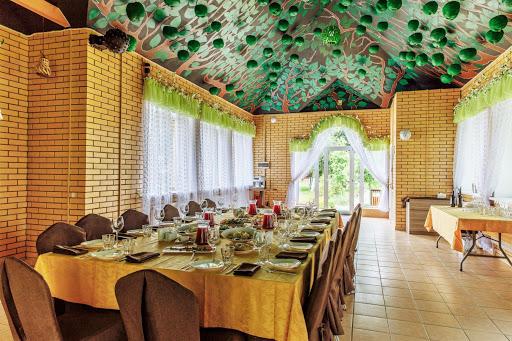 VIP-зал «Яблоко» в ресторане Лачи для свадьбы