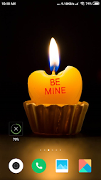 Candle Light  Wallpaper HD APK screenshot thumbnail 6