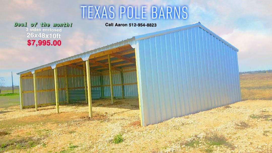 Texas Pole Barns - Construction Company in Austin