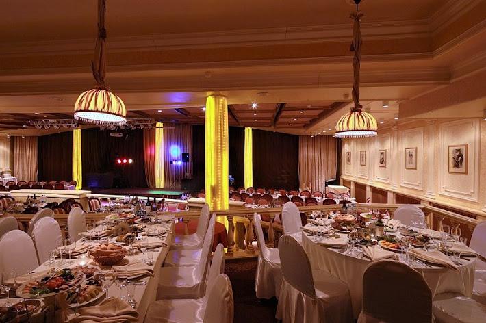 Фото №6 зала Ресторан «Партер»