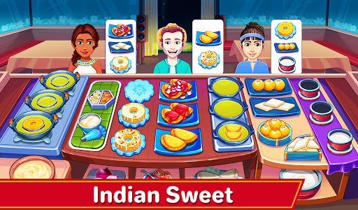 Indian Cooking Madness - Restaurant Cooking Games apkmr screenshots 8