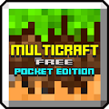 Multicraft Free Pocket Edition 1.6.13.0 icon