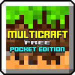 Multicraft Free Pocket Edition 1.6.13.0 Apk
