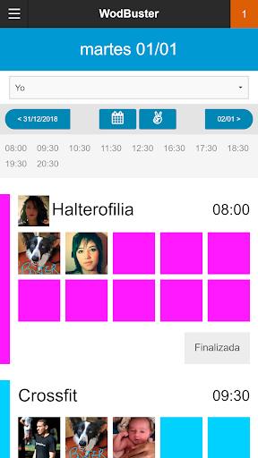 wodbuster screenshot 2