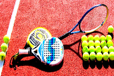 TENNIS UND PADDLE-TENNIS