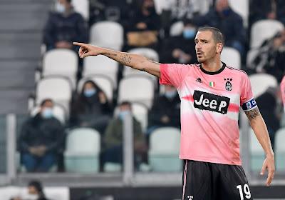 Leonardo Bonucci pointe du doigt ce qu'il a manqué contre le Barça