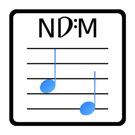NotesDeMusique (Learning to read musical notation)