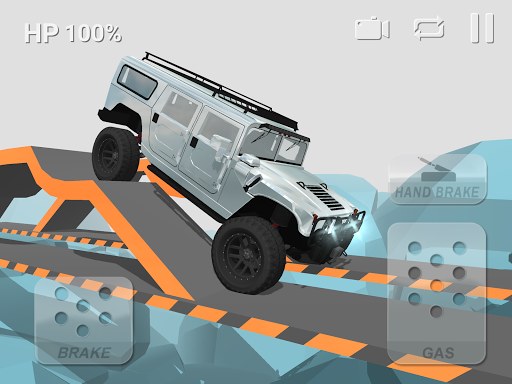 Test Driver: Offroad Driving Simulator android2mod screenshots 11