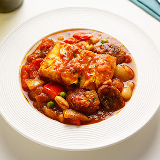 Spanish Fish Stew