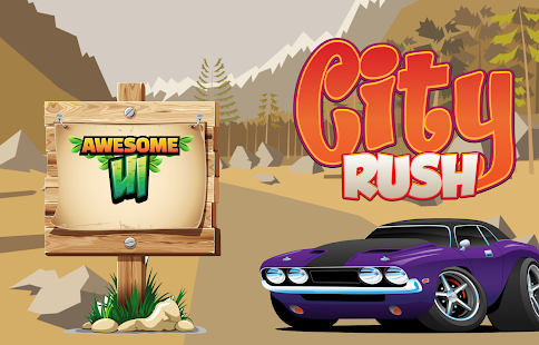 City Rush - Endless Adventure Screenshot