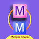 Multiple Space - Dual App Cloner - Parallel Space for PC-Windows 7,8,10 and Mac