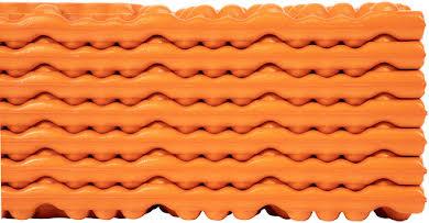 "NEMO Switchback 20R Sleeping Pad: 20"" x 72"" Sunset Orange alternate image 1"