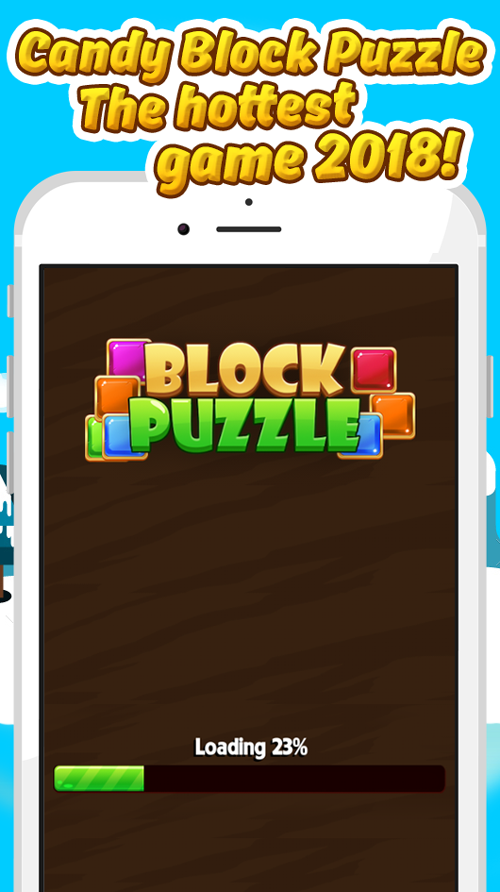 Free Block Puzzle 2018: 3D Puzzle For Kids, Adults- screenshot