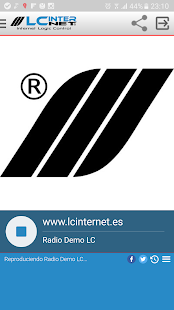 LC INTERNET Radio - náhled