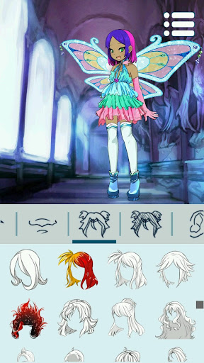 Avatar Maker: Witches screenshot 8