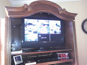 Photo: 24/7 monitoring of home - alarm tied to police department