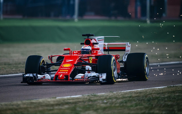 Scuderia Ferrari Tab