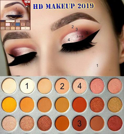 HD makeup 2019 (New styles) Apk 2