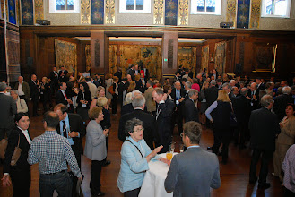 Photo: Reception at the University of Copenhagen