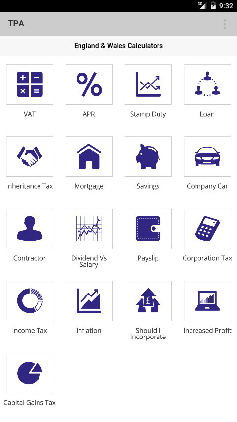 TPA Accountancy Services- screenshot