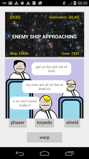 UXA Comics: Space Patrol