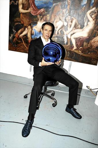 76253ba16cbc Fashion mashup  artist Jeff Koons on creating bags with Louis Vuitton