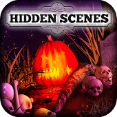 Hidden Scenes - Halloween Time