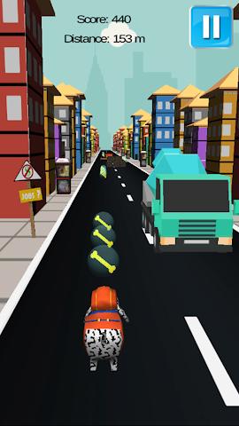 android Paw Puppy City Run Patrol Screenshot 0