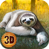 Sloth Forest Simulator 3D