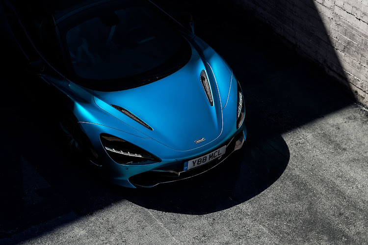 McLaren will unveil its new supercar on 8 December 2018
