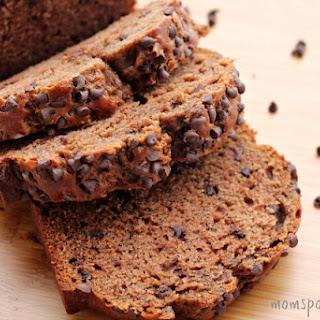 Double Chocolate Chip Banana Bread {#Recipe}