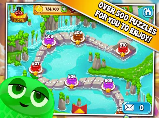 Pudding Pop - Connect & Splash Free Match 3 Game screenshot 6