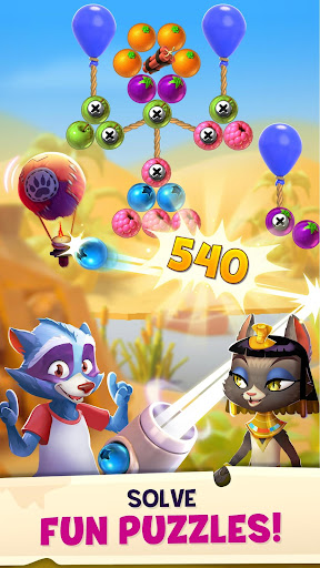 Bubble Island 2 - Pop Shooter & Puzzle Game  mod screenshots 4