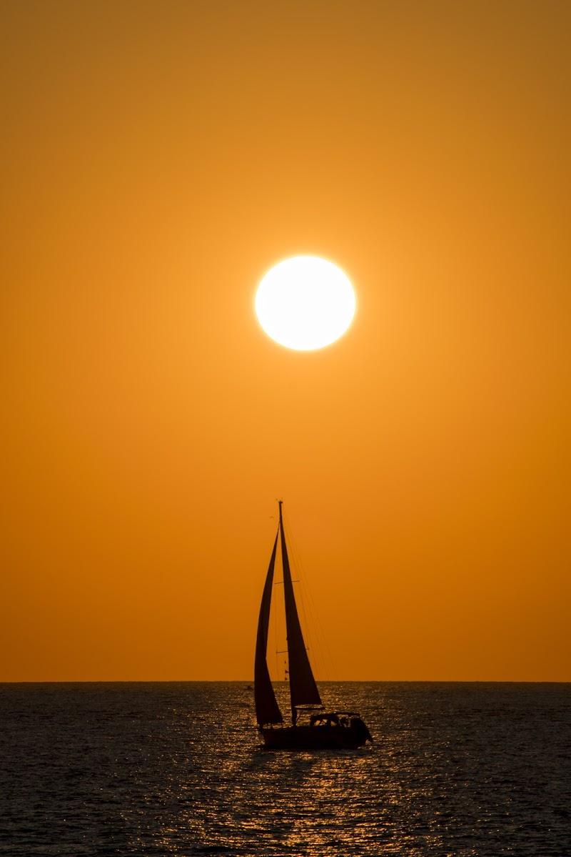 pochi secondi al tramonto... poi notte  di DiegoCattel