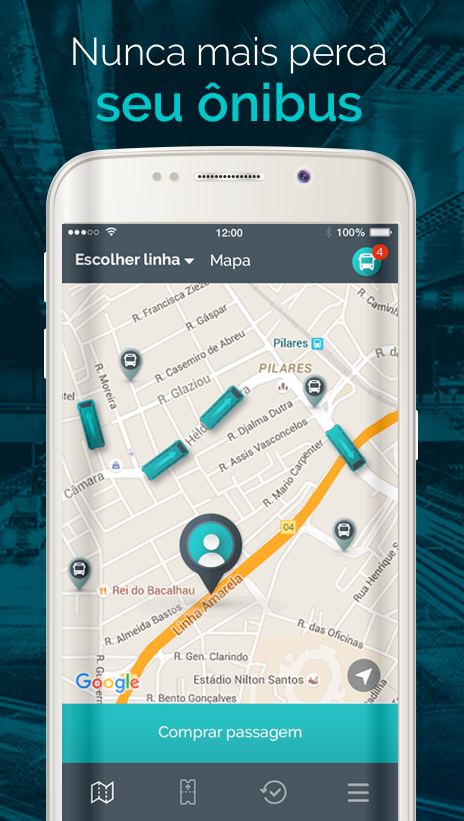 Moov - Transporte Urbano- screenshot